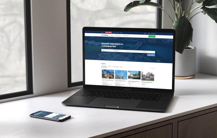 разработка портала для рынка недвижимости